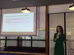 mClinica leads health-tech conversation at Saigon Innovation Hub in Vietnam – one of the organization's newest and fastest growing market