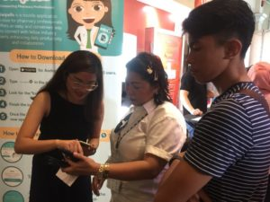 mClinica Pharmacy Solution SwipeRx showcased at the 2019 Philippines Pharmacists Association National Convention