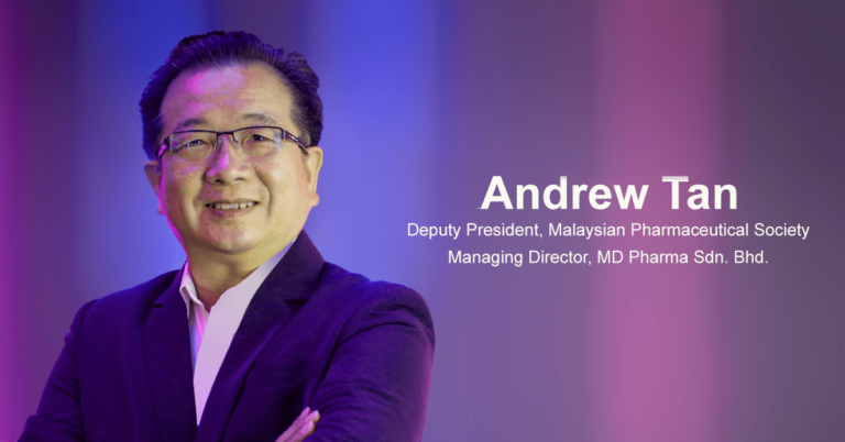 Pharmacy Leaders of Southeast Asia Andrew Tan