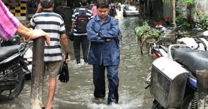 Floods in Jakarta – A healthcare priority