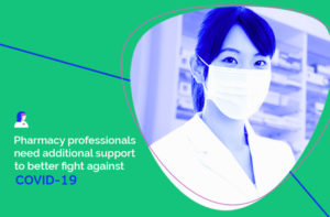 Pharmacy professionals need additional support to better fight against COVID-19 thumbnails
